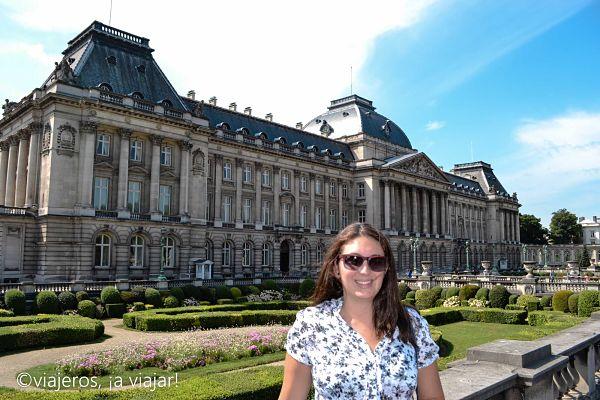 BRUSELAS. Palacio Real