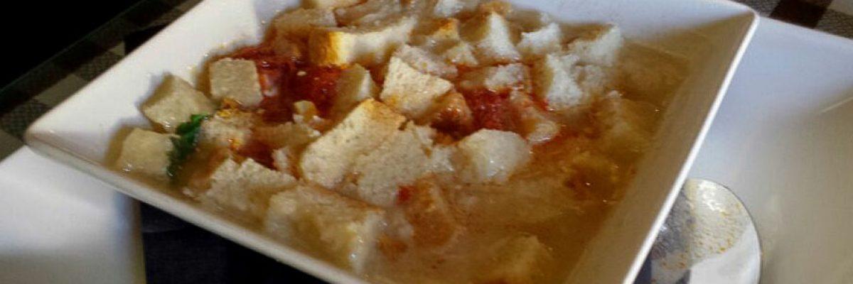G Sopa Grazalemeña