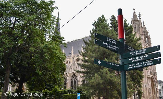 BRUSELAS. Notre-Dame du Sablon