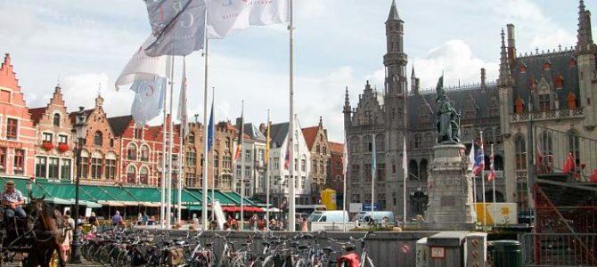 Brujas, descubriendo la región de Flandes