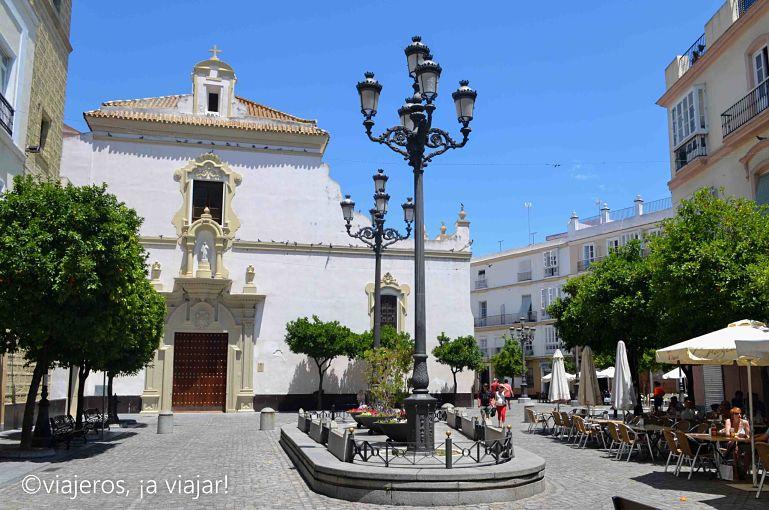 Cádiz. Plaza San Francisco