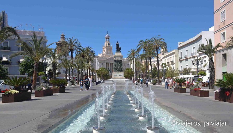 rutas por Cadiz. San Juan de Dios