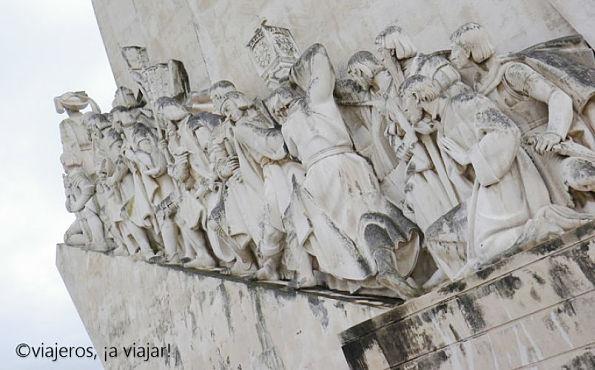 Lisboa - monumento descubridores