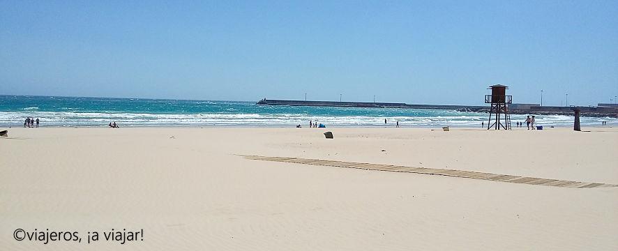 Playas del Estrecho. Barbate