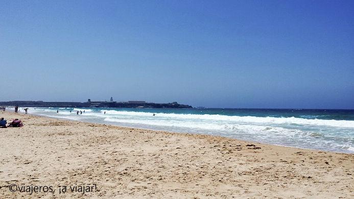 Playas del Estrecho. Tarifa. Los Lances