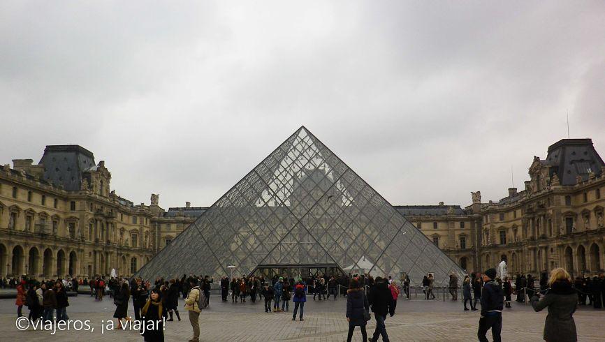 Museo del Louvre, la mayor pinacoteca de Europa