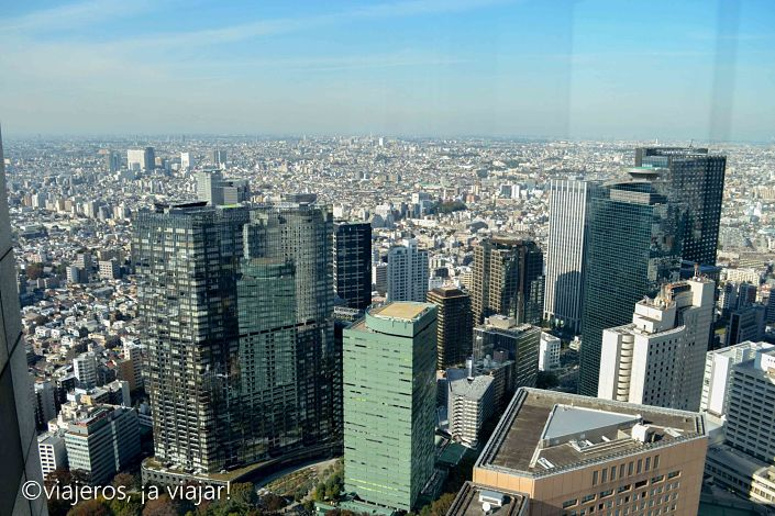 Tokio. Vista panorámica
