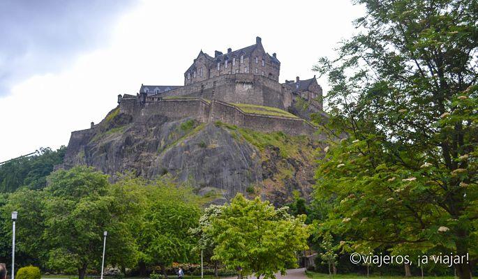 Qué ver en Edimburgo en un día