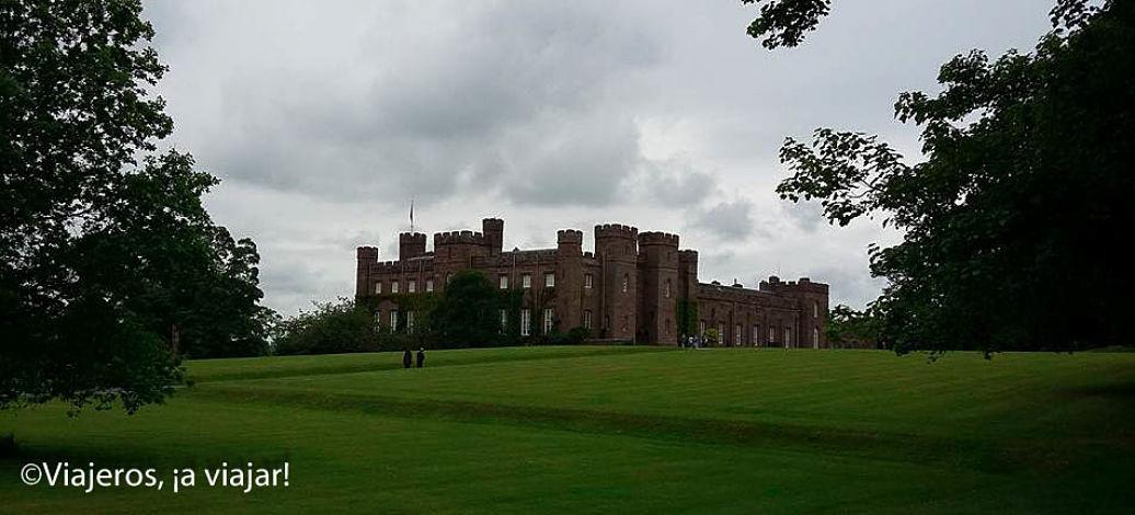 Escocia, castillos e historias de fantasmas
