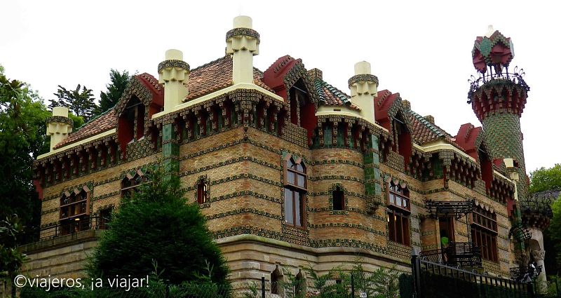 Delicias de Gaudí