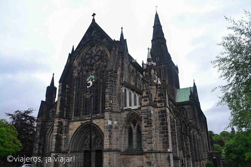 Glasgow - Catedral de Mungo