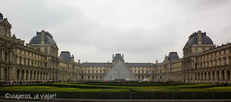 París. Museo Louvre