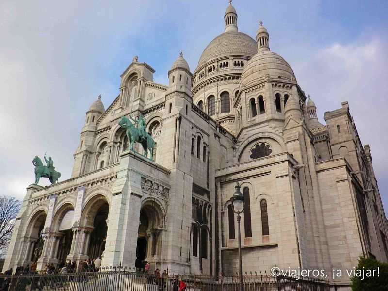 PARIS. Sagrado Corazon