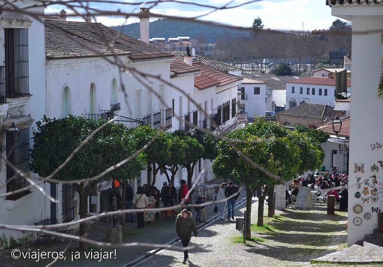 Huelva. Aracena