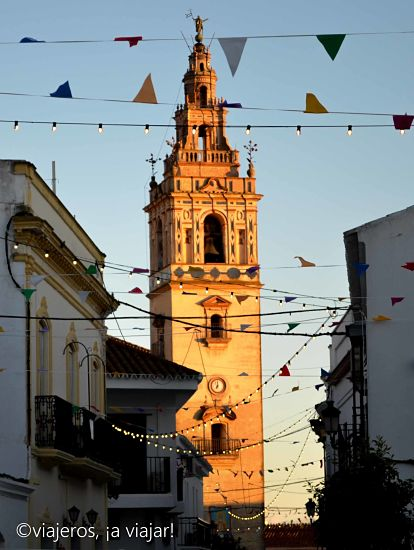 Huelva. Iglesia Moguer