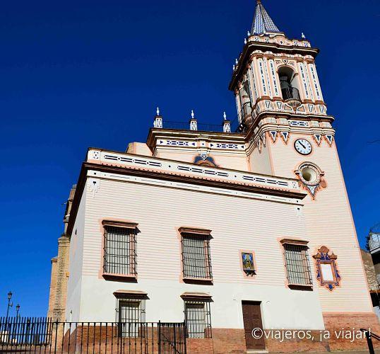 Huelva. Iglesia San Pedro