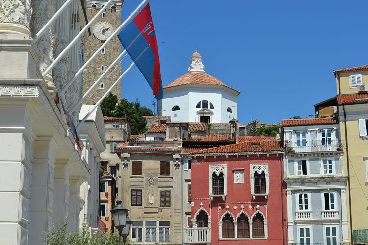 Balcanes. Casa veneciana