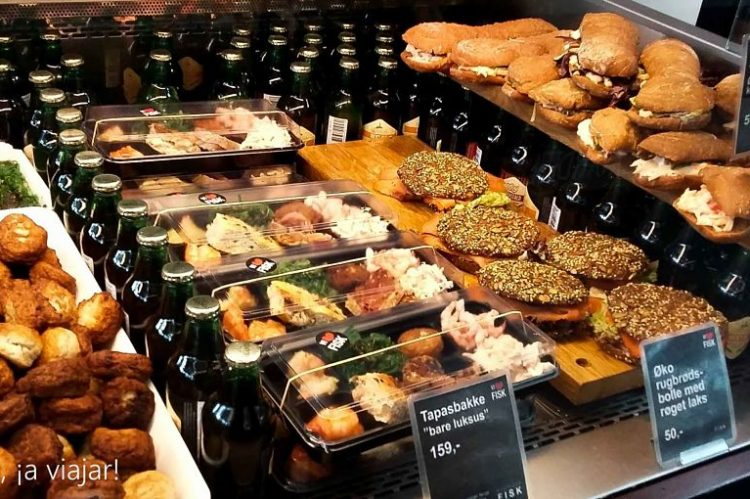 Qué comer en Dinamarca