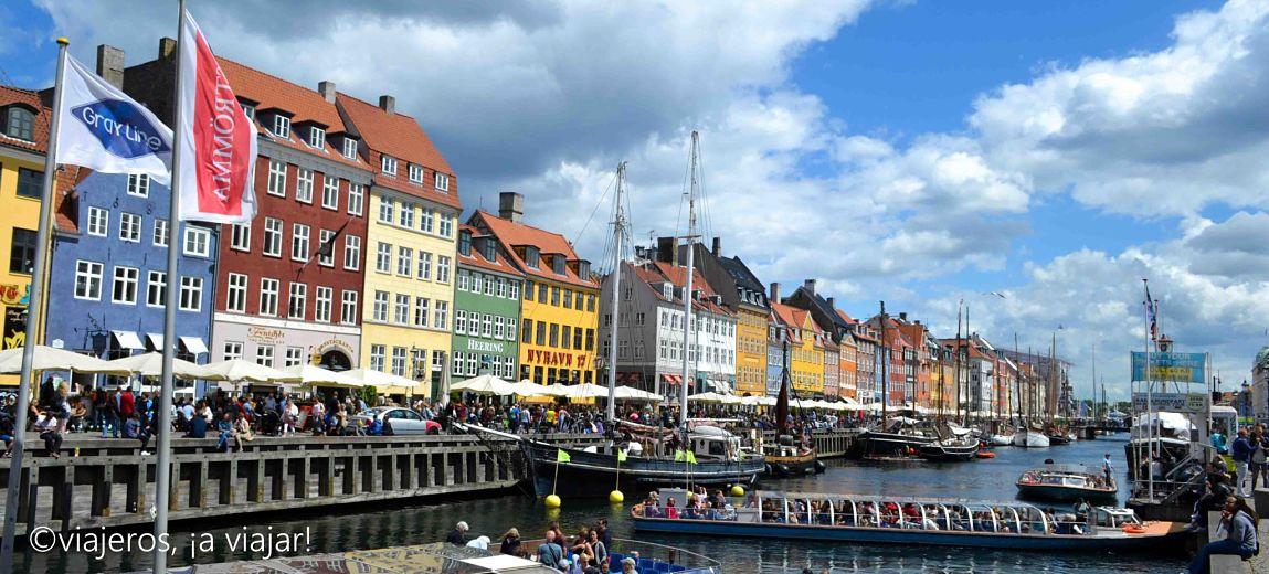 Copenhague, una ciudad moderna, verde y viva