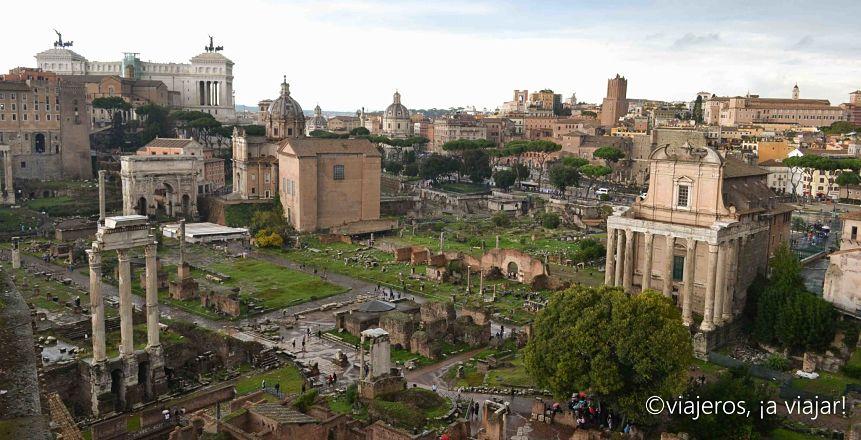 Roma antigua, un viaje inolvidable a la ciudad eterna