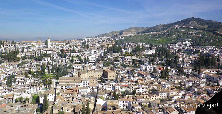 Planes de otoño. Granada