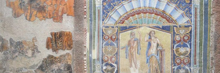 Herculano y Pompeya
