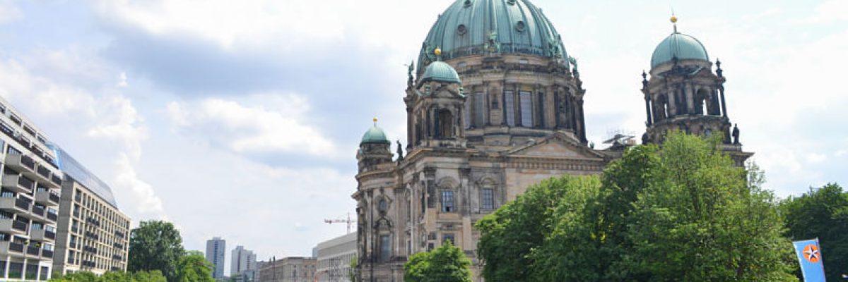 Berliner Dom en Isla de los Museos