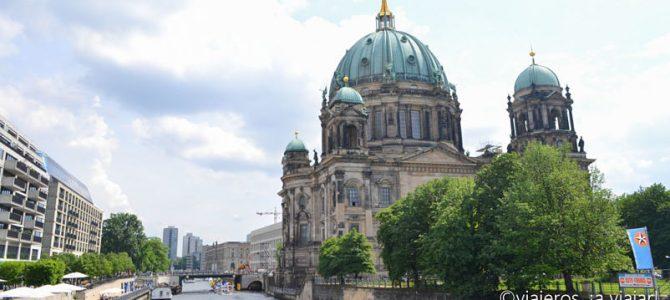 Isla de los Museos y dos vistas imperdibles en Berlin