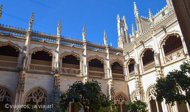 Monasterio Toledo
