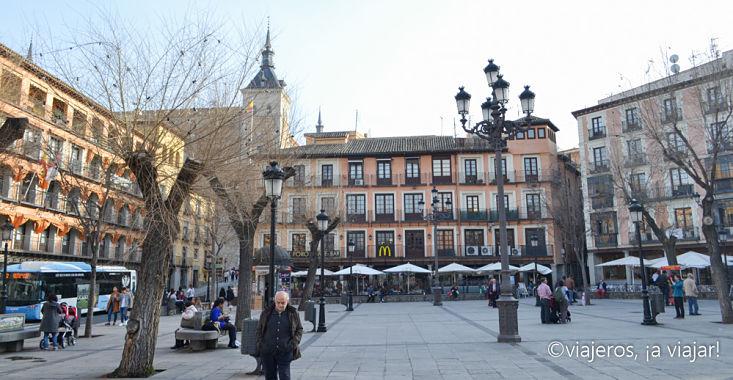 Plaza Zocodover Toledo
