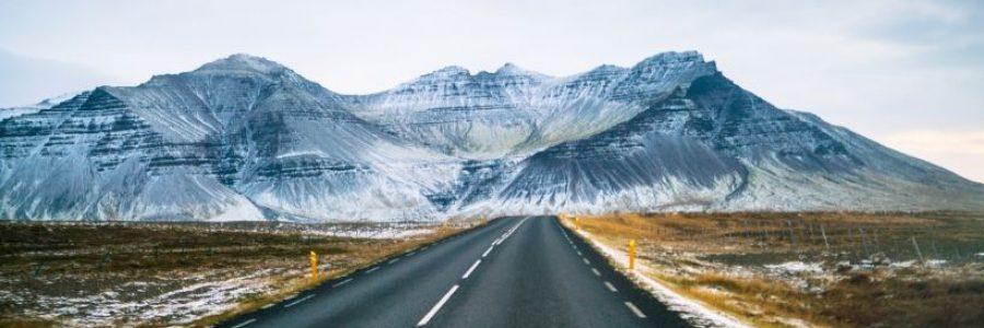 viaje en coche a Islandia