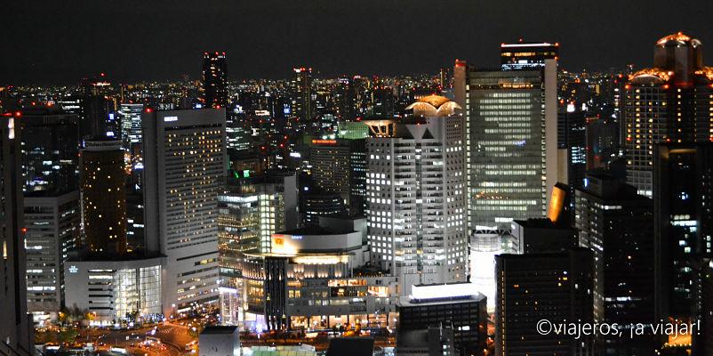 Que ver en Osaka. Umeda Sky Building