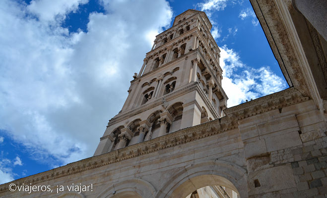 Split. Torre Catedral