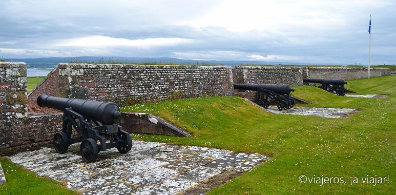 Visita a Fort George