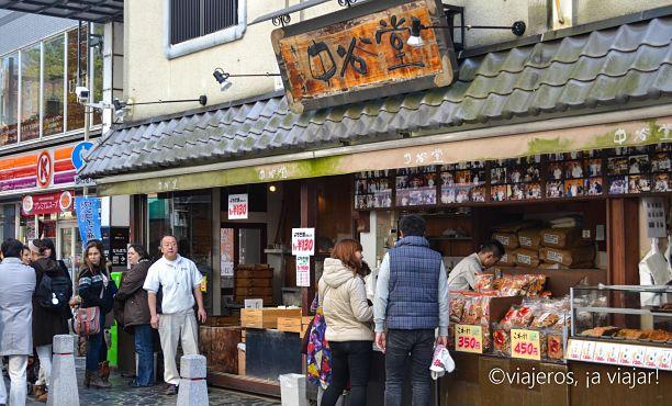 Mochis en Nara