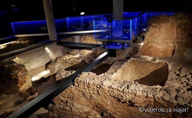 FENICIOS. restos arqueológicos