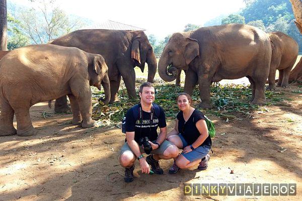 DINKYVIAJEROS - Elephant Nature Park (Tailandia)