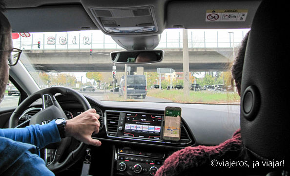 Conducir en Alemania