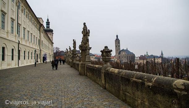 VIAJE Praga - Budapest. Kutná Hora