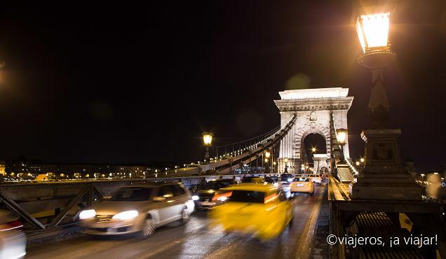 BUDAPEST PUENTES Puente de las Cadenas