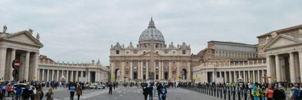 Iglesias de Roma. San Pedro