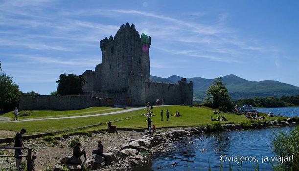 IRLANDA. Ross Castle