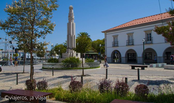 ALGARVE, plaza Tavira