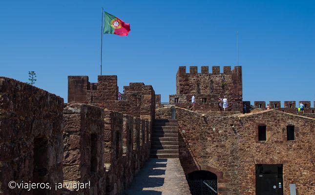 ALGARVE. castillo de Silves
