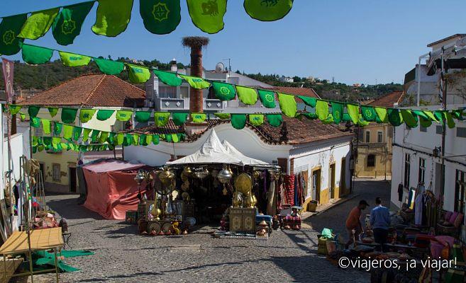 ALGARVE. Feria medieval de Silves