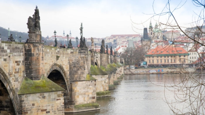 dormir en Praga low cost