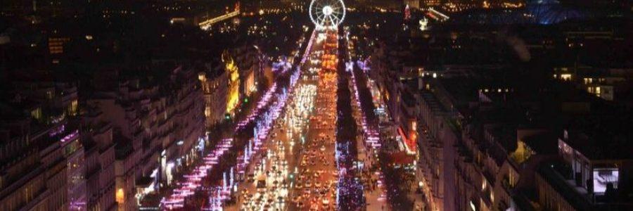 Paris, mercados navideños