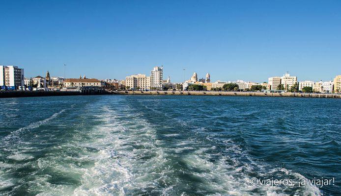 De Cádiz a El Puerto