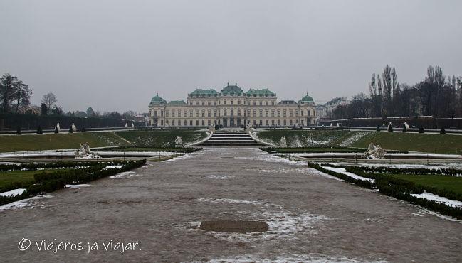 Viena Belvedere