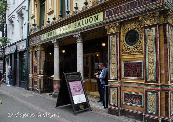 Dónde comer en Belfast